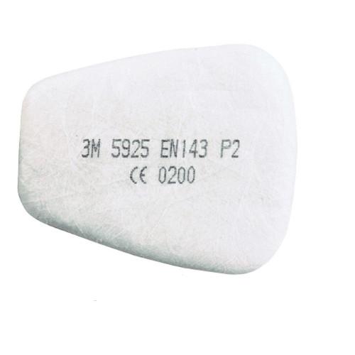 Предфильтр от пыли, дыма, аэрозолей для защитных масок 3М 5925 Р2R