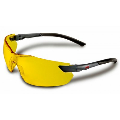 Очки защитные 3М 2822 желтые