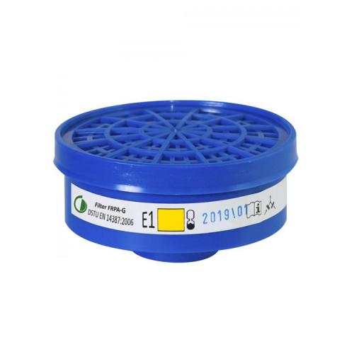 Фильтр для защитных полумасок РПА-ДЕ Standart ФРПА-G Е1