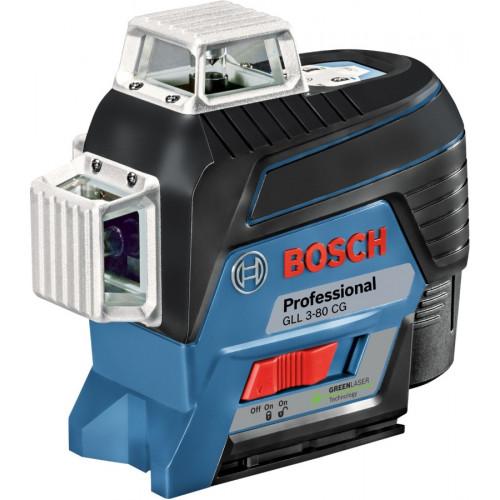 Нивелир лазерный Bosch GLL 3-80 CG Professional + BM 1 + L-Boxx (0601063T00)