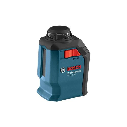 Нивелир лазерный Bosch GLL 2-20 Professional + BM3 (0601063J00)