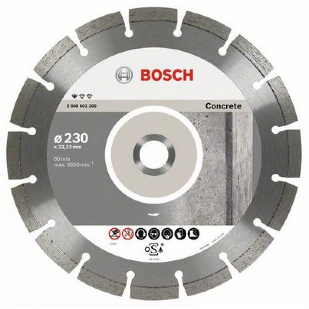 Купить алмазный диск по бетону бош уклон бетона