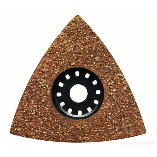 Шлифовальная алмазная пластина HM-RIFF AVZ 78 RT (2608661648)