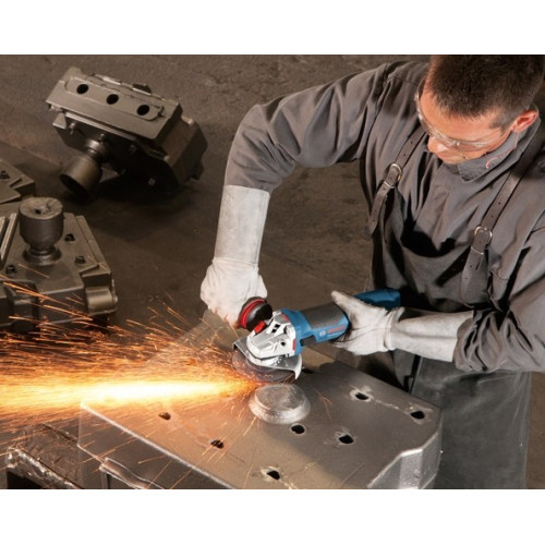 Болгарка Bosch GWS 19-125 CI сетевая, 1.9 кВт, 125 мм (060179N002)