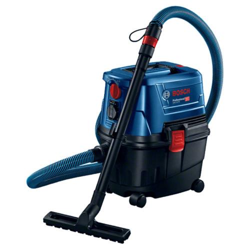 Пылесос Bosch GAS 15 PS Professional моющий (06019E5100)