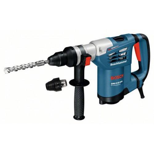 Перфоратор Bosch GBH 4-32 DFR-S Professional + патрон (0611332101)