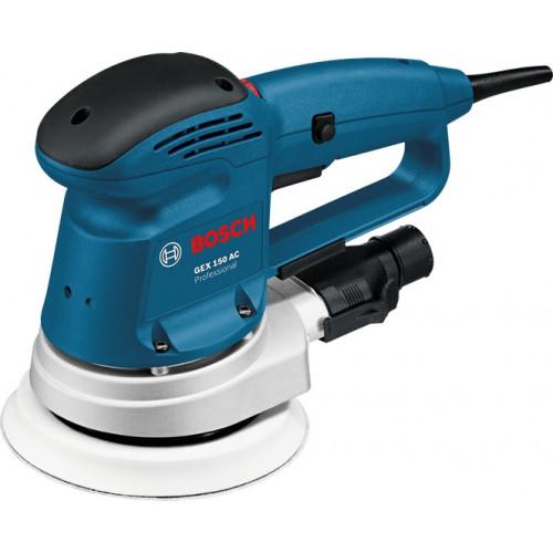 Эксцентриковая шлифмашина Bosch GEX 150 AC Professional (0601372768)