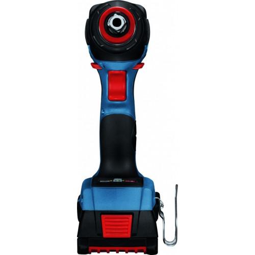 Аккумуляторный ударный гайковерт Bosch GDX 18V-200 C Professional бесщёточный (06019G4201)