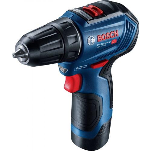 Аккумуляторный шуруповерт Bosch GSR 12V-30 Professional (06019G9000)