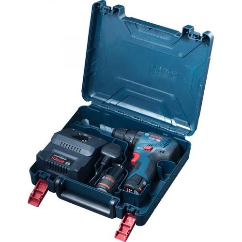 Аккумуляторный ударный шуруповерт BOSCH GSB 12V-30 Professional бесщёточный (06019G9100)