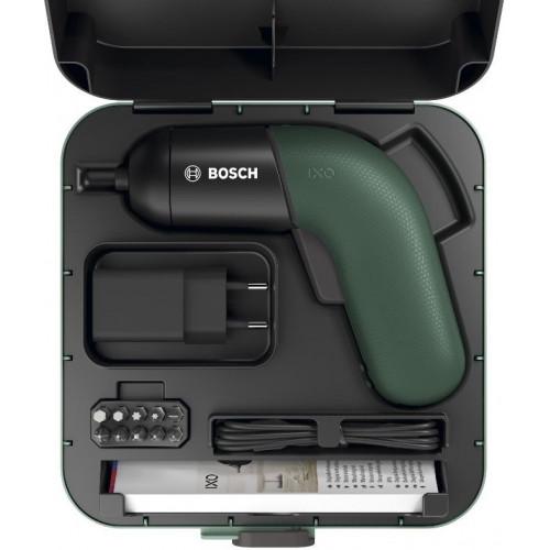 Аккумуляторная отвертка BOSCH IXO VI (06039C7020)