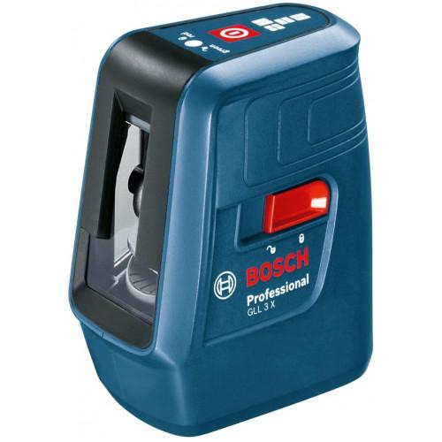 Нивелир лазерный Bosch GLL 3 X Professional (0601063CJ0)