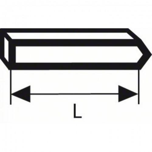 Гвоздь-шпилька BOSCH Т40 19мм (1т .шт)