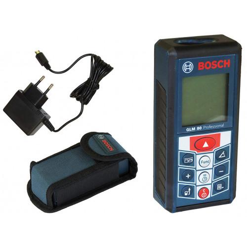 Дальномер лазерный Bosch GLM 80 Professional