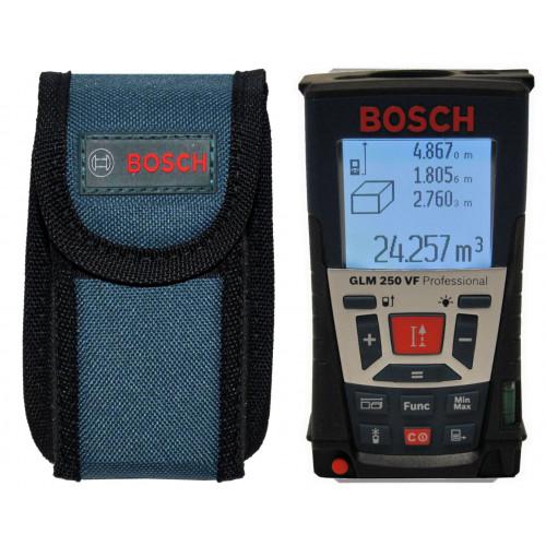 Дальномер лазерный Bosch GLM 250 VF Professional (0601072100)
