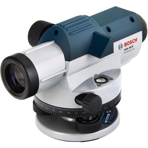 Нивелир оптический Bosch GOL 26 D Professional (0601068000)