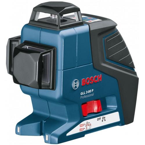 Нивелир лазерный Bosch GLL 3-80 P Professional + мишень