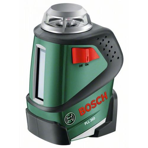 Нивелир лазерный Bosch PLL 360 SET (0603663001)