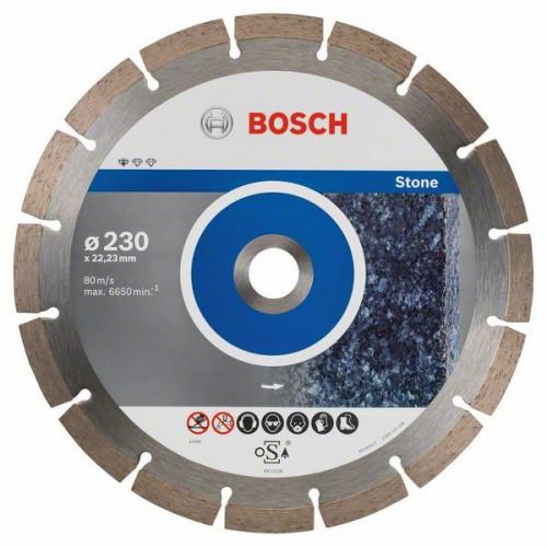 Диск алмазный Bosch Standard for Stone 230 мм
