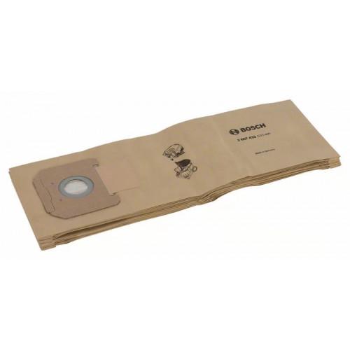 Мешок бумажный к пылесосу Bosch GAS 35L/35M 35 л 5шт (2607432035)