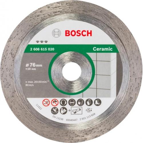 Диск алмазный Bosch Best for Ceramic 76х10х1,9х10 мм (2608615020)