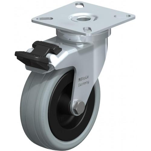 Колесо Blickle LPA-VPA 75G-FI, 75x25 мм, 60 кг