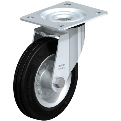Колесо Blickle LE-VE 125R, 125x37,5 мм, 100 кг