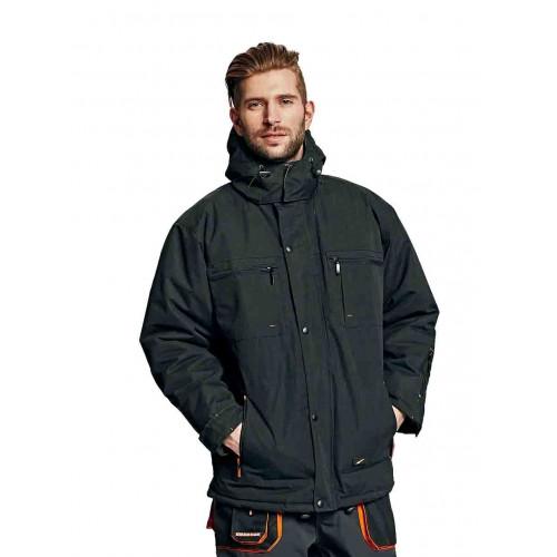 Куртка утепленная CERVA EMERTON (S-XXXL) черная