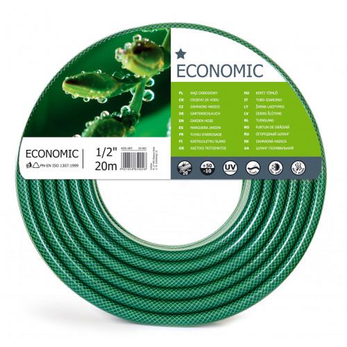 "Шланг для полива Cellfast Economic 20 м 1/2"" зеленый"