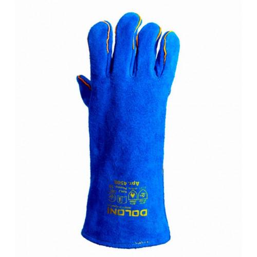 Перчатки краги сварочные DOLONI 4508 с подкладкой