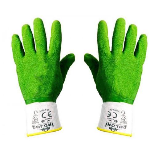 Перчатки латексные DOLONI 4526