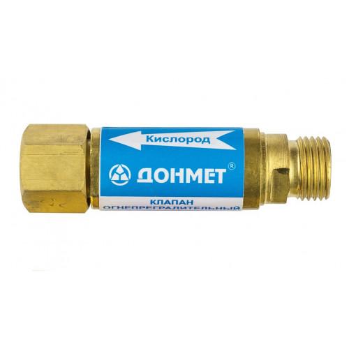Обратный клапан Донмет КОГ М16*1,5 для кислорода