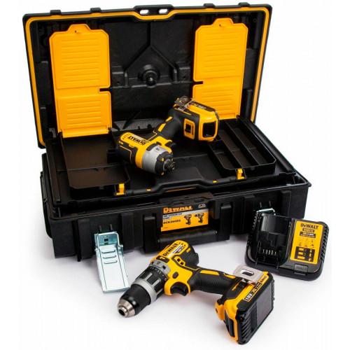 Набор аккумуляторных инструментов DeWALT DCK266D2 (DCK266D2)