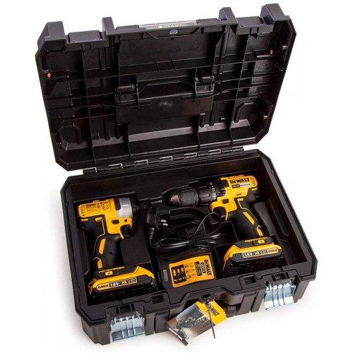 Набор аккумуляторных инструментов DeWALT DCK2059D2T (DCK2059D2T)