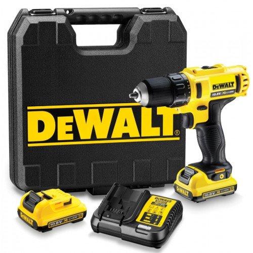Аккумуляторный шуруповерт DeWALT DCD710D2 (DCD710D2)