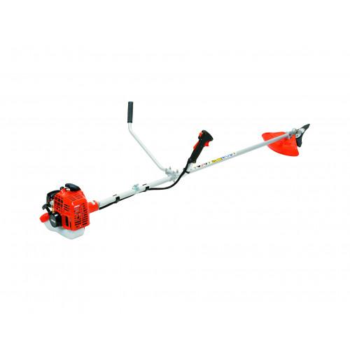 Мотокоса ECHO SRM-222ES/U бензиновая, нож + косильная головка, 0.71 кВт