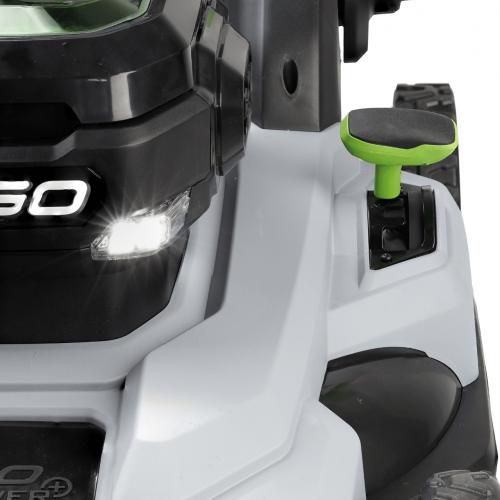 Газонокосилка EGO LM2122E-SP аккумуляторная самоходная, 56 В, 52 см (0500009002)