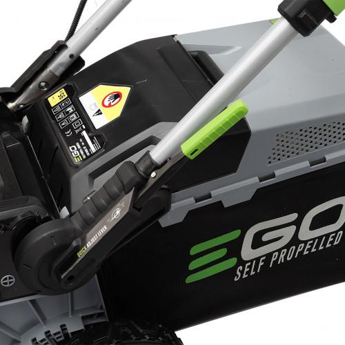 Газонокосилка EGO LM1903E-SP аккумуляторная, самоходная, 56 В, 47 см (0500017002)