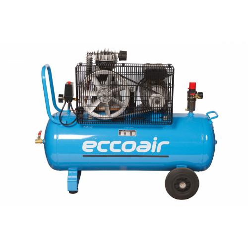 Поршневой компрессор масляный 100 л Eccoair ECCO 3.0S-100 Mono (2100205500)