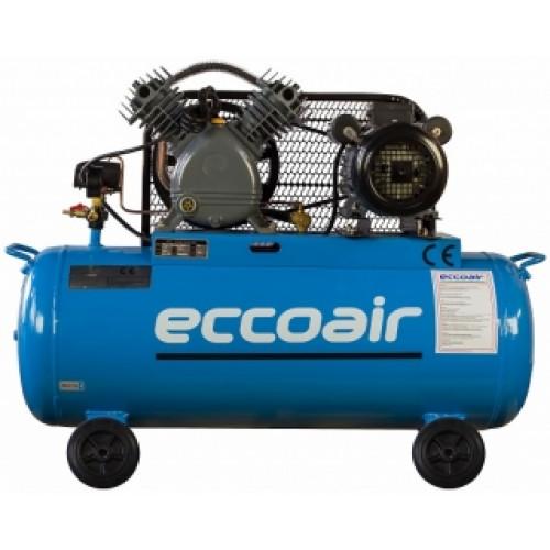 Поршневой компрессор для покраски Eccoair Ecco 3.0-100 Mono 100 л
