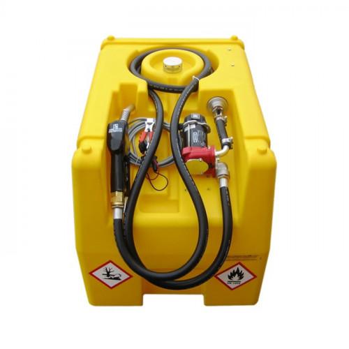 Емкость для дизтоплива Emiliana Serbatoi Carrytank 220, насос 12В