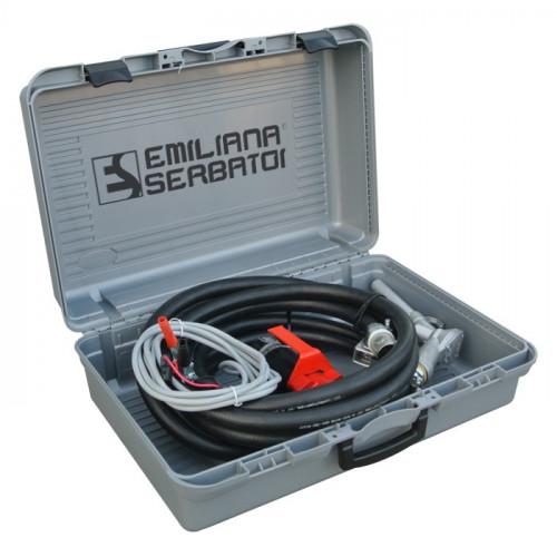 Комплект для перекачки дизельного топлива Emiliana Serbatoi, 24В