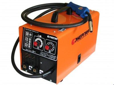 Полуавтомат-инвертор — аппарат для сварки