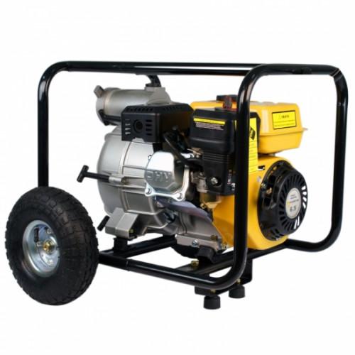 Мотопомпа бензиновая Forte FPTW30C для грязной воды