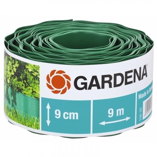 Бордюр зеленый (9 см) Gardena 00536-20.000.00