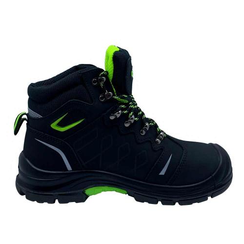 Ботинки рабочие GTM SM-095 Active (40-45) чёрные