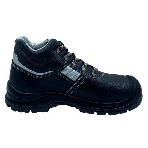 Ботинки рабочие GTM SM-070 Comfort (40-45) черные