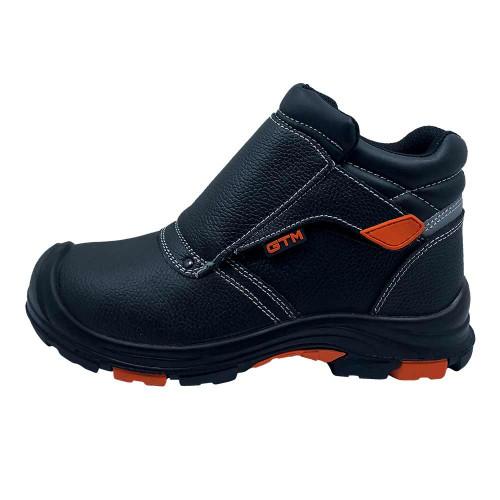 Ботинки сварщика GTM SM-072 Comfort (40-47) чёрные