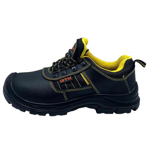 Ботинки рабочие GTM SM-078 Power (37-47) чёрные