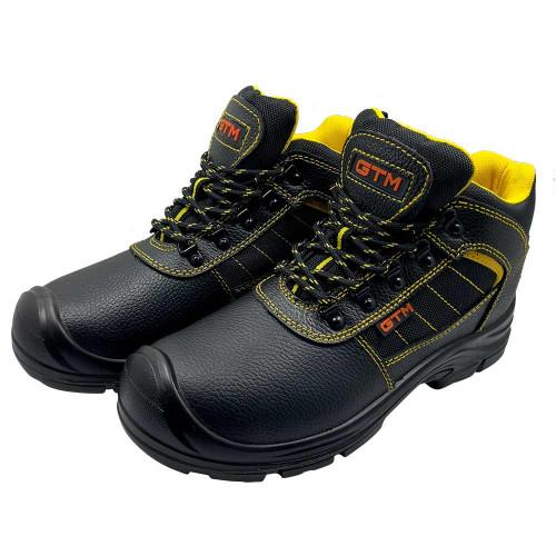 Ботинки рабочие GTM SM-079 Power (38-47) черные